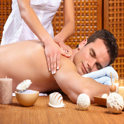 Massage Center in Naif